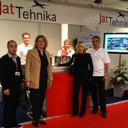 JAT Tehnika na Beogradskom Sajmu Tehnike i tehničkih dostignuća 2012