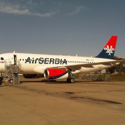 Air Serbia – Airbus A319